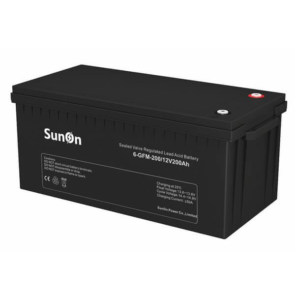 Sunon Battery 6-GFM-200